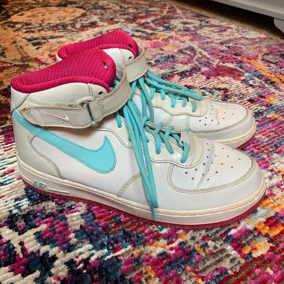 Nike Shoes   Nike Air Force High Top